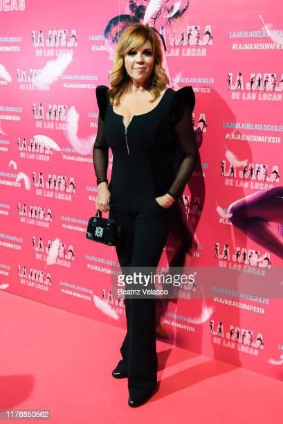 Belinda Washington attends La Jaula De Las Locas premiere on October 03 2019 in Madrid Spain