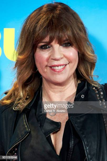 Belinda Washington attends 'La Tribu' premiere at the Capitol cinema on March 12 2018 in Madrid Spain