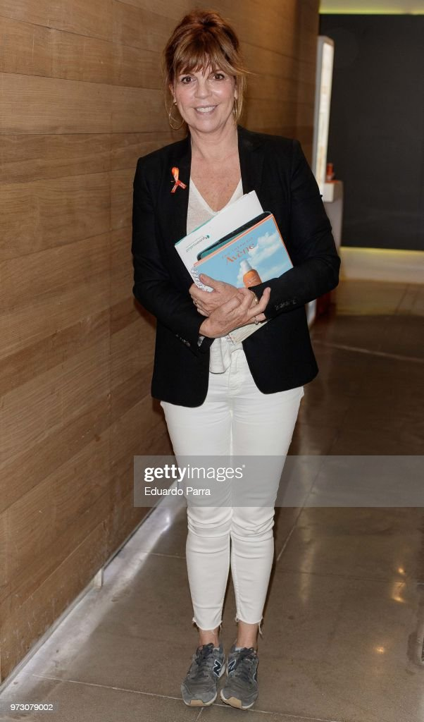 Belinda Washington attends the 'Avene support skin cancer prevencion' event at UnoNueve space on June 13, 2018 in Madrid, Spain.