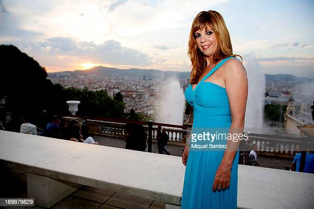 Belinda Washington attends the Barraquer Foundation 10th Anniversary Party Dinner on June 5 2013 in Barcelona Spain