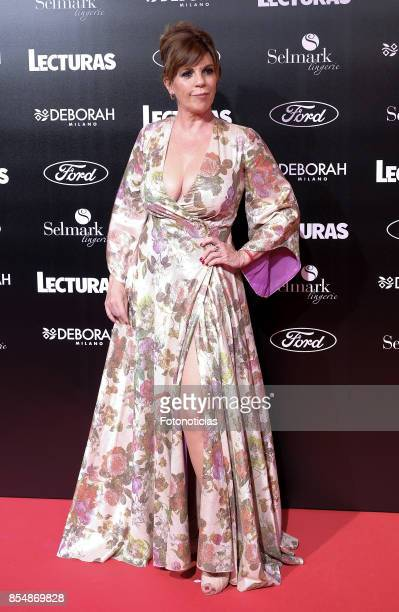 Belinda Washington attends the 'Lecturas' magazine centenary party at Florida Retiro on September 27 2017 in Madrid Spain