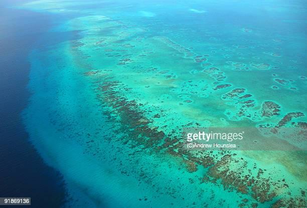 Belize  Blue Green Ocean