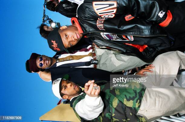 Bell Biv DeVoe at The 1993 MTV Super Bowl Show at The Rose Bowl on January 31st 1993 in Anaheim CA
