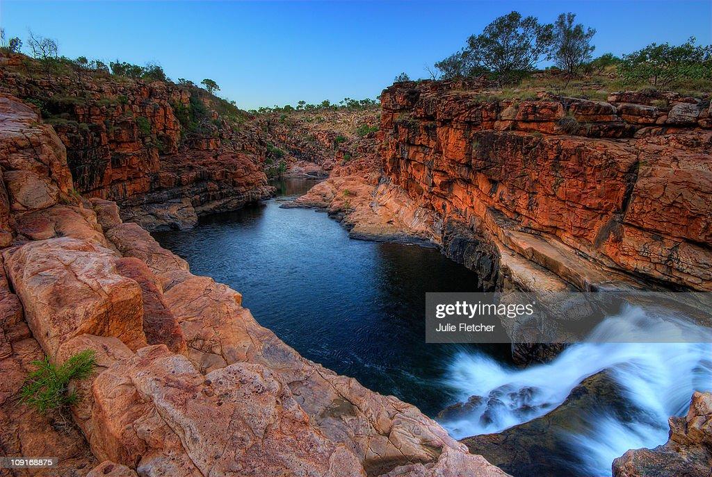 Bell Gorge East Kimberley WA : Stock Photo