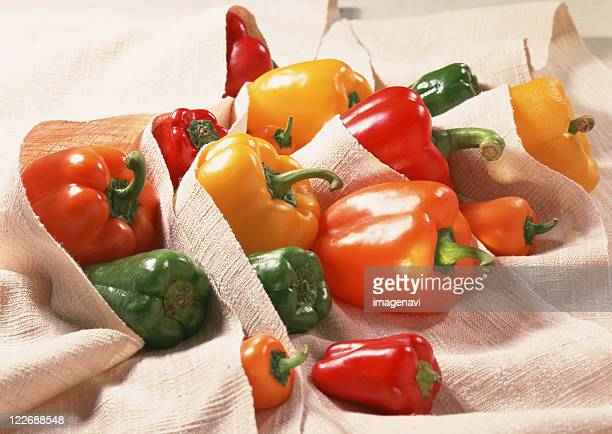 Bell Pepper and Paprika