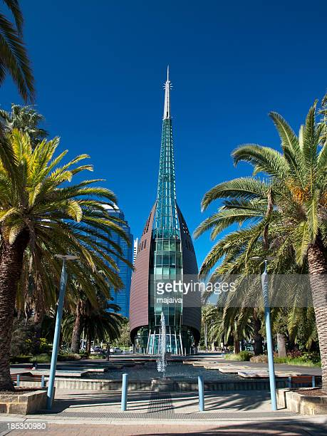 Bell tower in Perth, West Australia