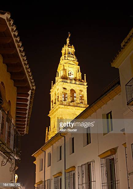 Bell tower of the Mosque Cathedral of Cordoba