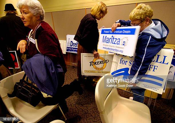 RANCH CO OCT 18 2006 A bell whether for the national election mood could be sitting in Denver's own backyard The war education issues the Mark Foley...