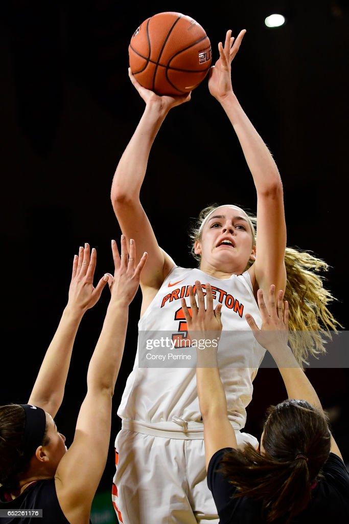 Ivy League Women's Basketball Tournament - Semifinals : ニュース写真
