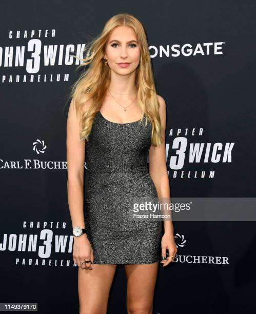 Bella Bernhardt attends the special screening of Lionsgate's John Wick Chapter 3 Parabellum at TCL Chinese Theatre on May 15 2019 in Hollywood...