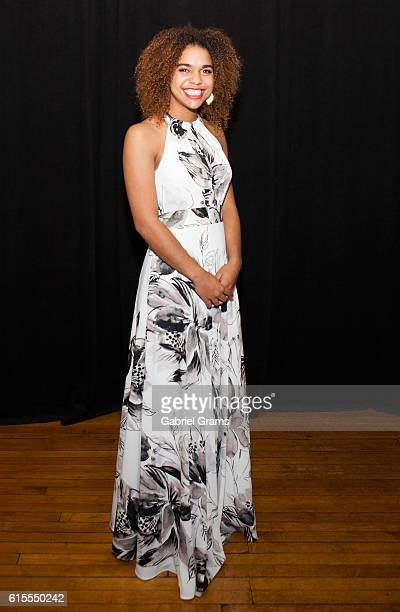 Bella Cameron attends Kirk Cameron's Revive Us event at Harvest Cathedral on October 18 2016 in Chicago City