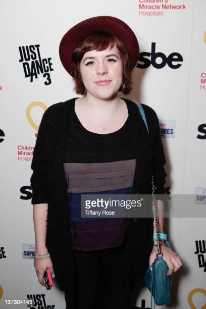 Bella Cruise attends Connor Cruise 17th birthday party benefiting Children's Miracle Network Hospitals sponsored by California superstores Just Dance...