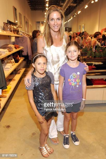 Bella Cuomo and attend CARLOS FALCHI JEFFREY THORPE Host A TwoDay Presentation at Magaschoni on July 23 2010 in Southampton NY