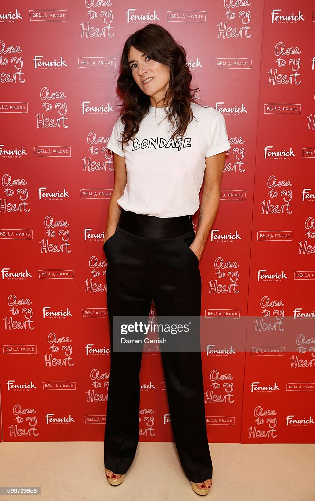 Fenwick Of Bond Street - Bella Freud Fragrance Launch