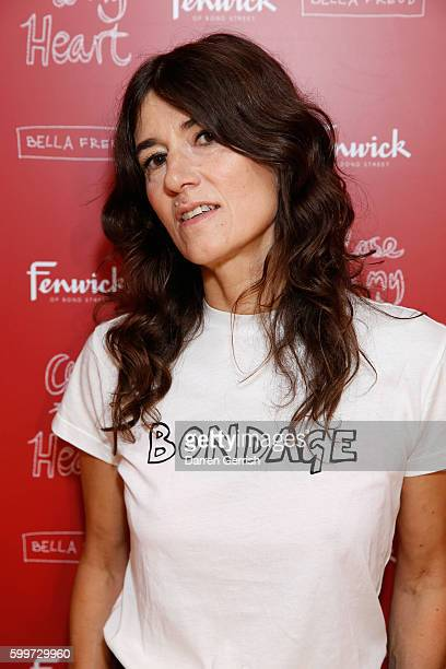Bella Freud attends the Bella Freud Fragrance Launch at Fenwick Of Bond Street on September 6 2016 in London England
