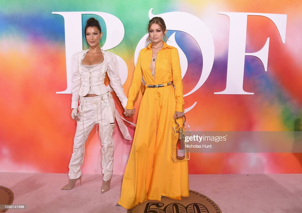 The Business Of Fashion Celebrates the #BoF500 2018 - Red Carpet Arrivals : Nachrichtenfoto