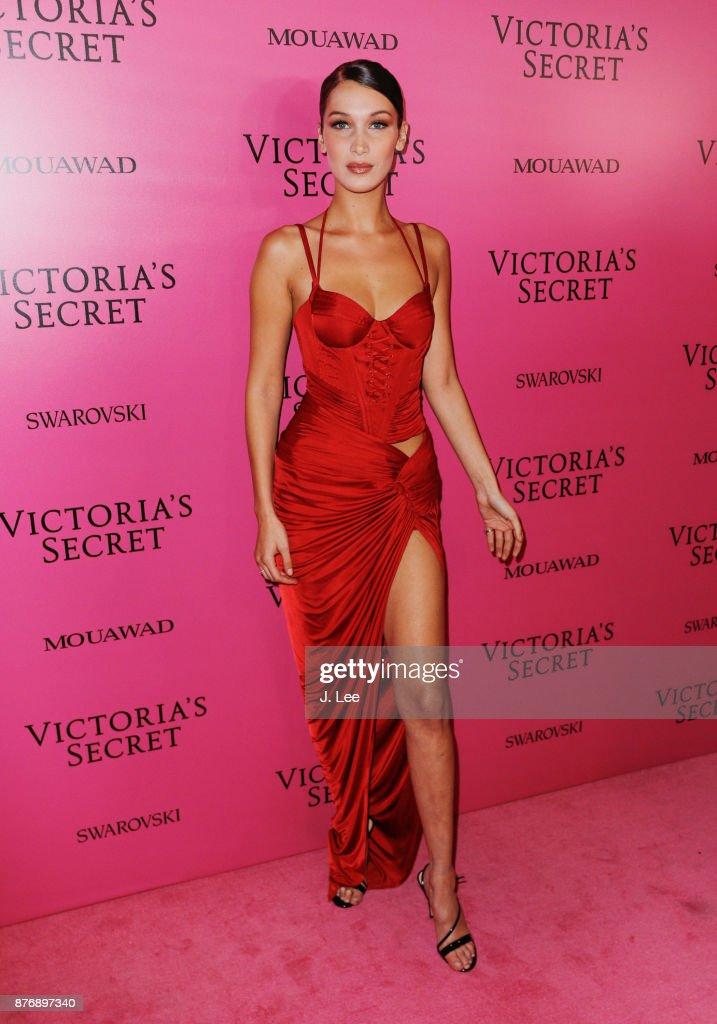 2017 Victoria's Secret Fashion Show - After Party : ニュース写真
