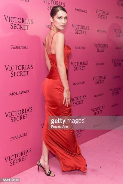Bella Hadid attends 2017 Victoria's Secret Fashion Show In Shanghai After Party at MercedesBenz Arena on November 20 2017 in Shanghai China