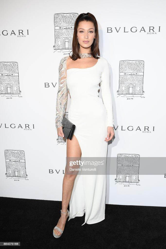 Bvlgari Flagship Store Reopening In New York