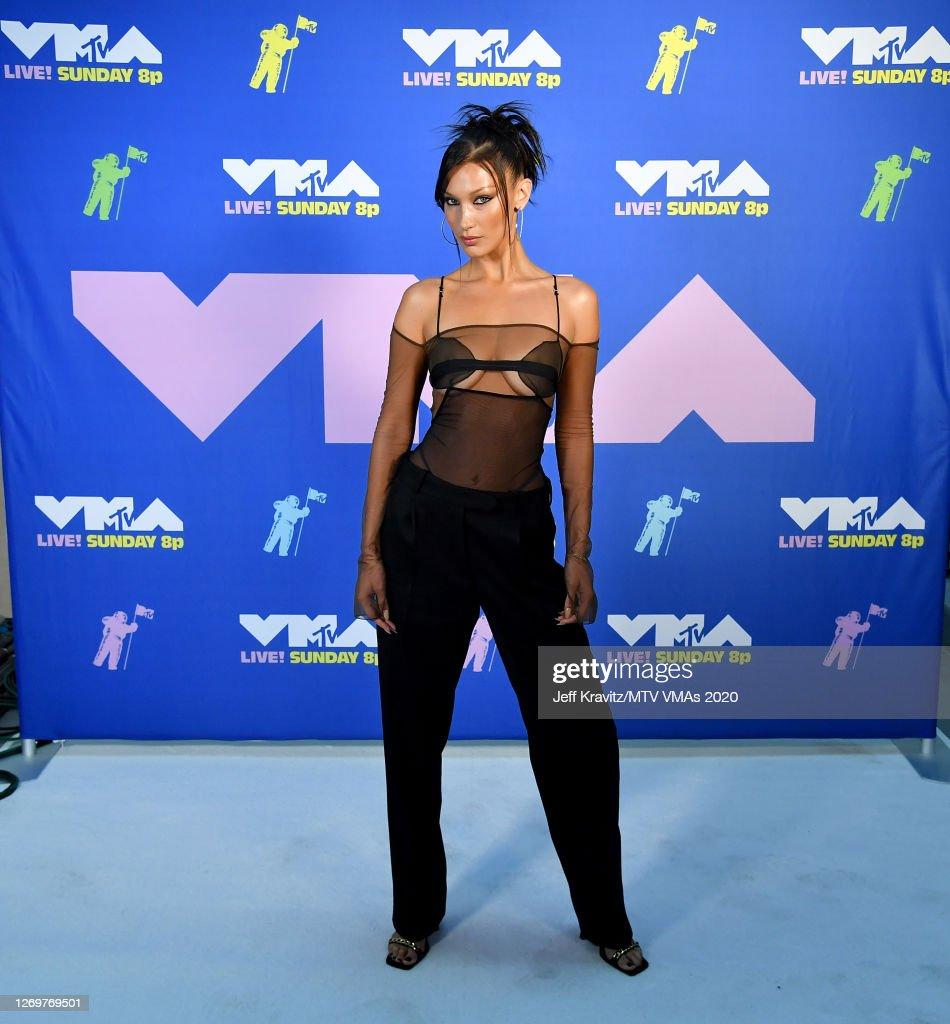 2020 MTV Video Music Awards – Arrivals : News Photo