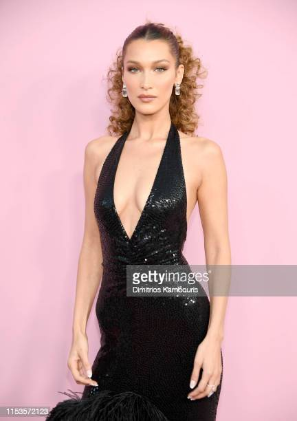 Bella Hadid attends the CFDA Fashion Awards on June 03 2019 in New York City