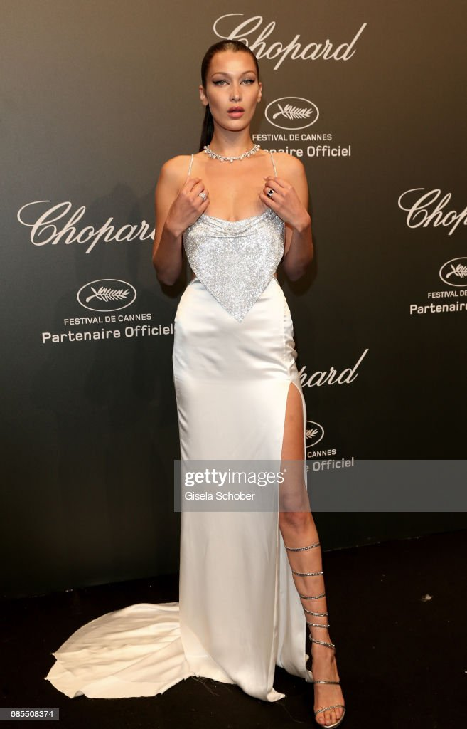Chopard Space Party - Photocall - The 70th Cannes Film Festival : News Photo