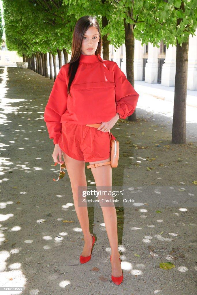 Louis Vuitton : Front Row - Paris Fashion Week - Menswear Spring/Summer 2019 : ニュース写真