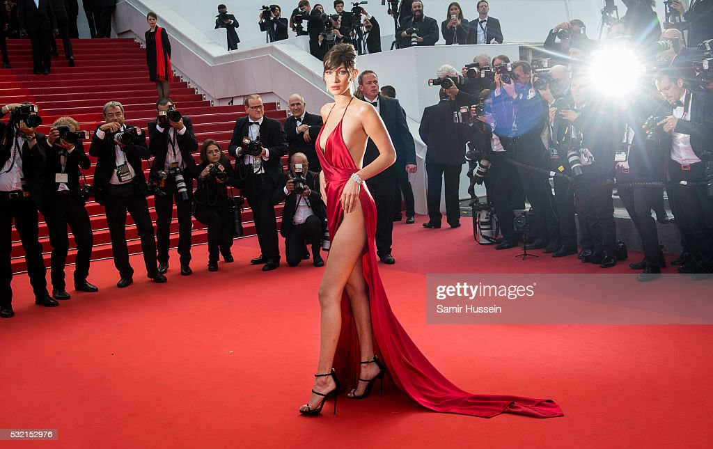 """The Unkown Girl "" - Red Carpet Arrivals - The 69th Annual Cannes Film Festival"