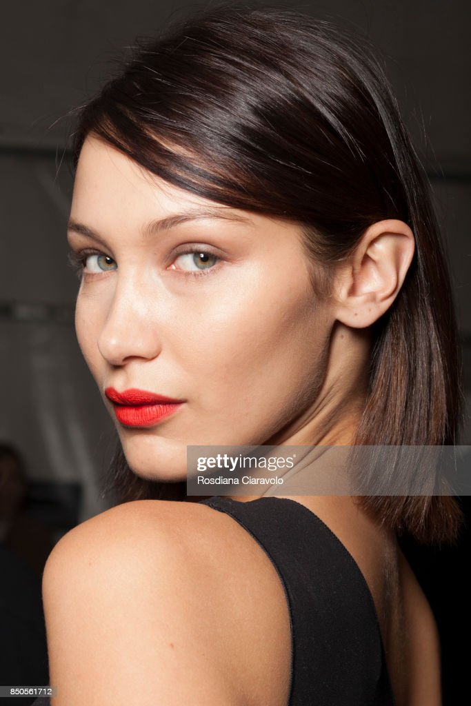 Beauty & Hair - Milan Fashion Week Spring/Summer 2018 : News Photo