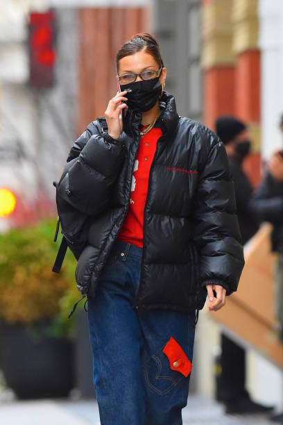 NY: Celebrity Sightings In New York City - December 02, 2020