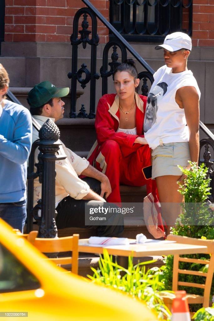 Celebrity Sightings In New York City - June 05, 2021 : News Photo