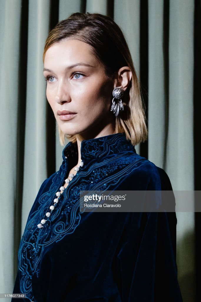 Etro - Backstage - Milan Fashion Week Spring/Summer 2020 : News Photo