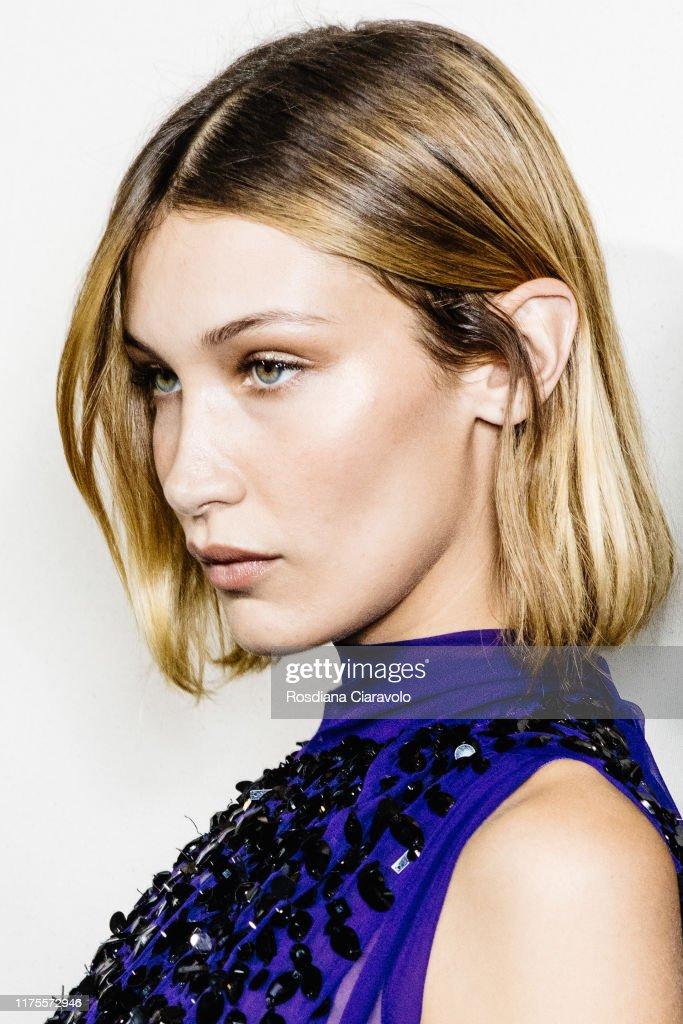 Alberta Ferretti - Backstage - Milan Fashion Week Spring/Summer 2020 : News Photo