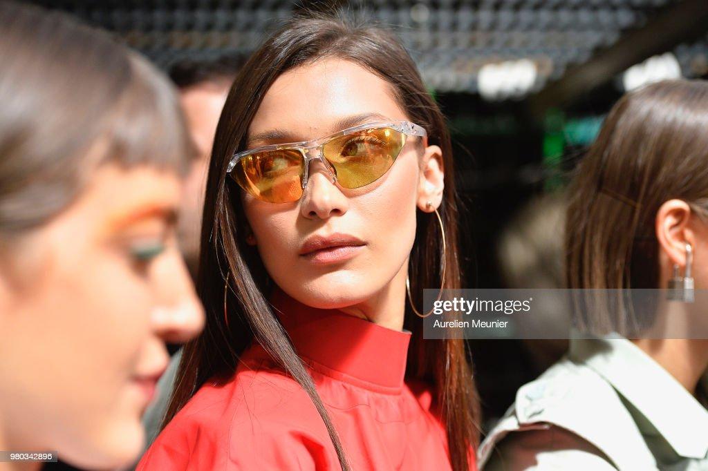 "Heron Preston : ""En Vogue"" Spring/Summer 2019 Performance "" - Paris Fashion Week - Menswear Spring/Summer 2019"