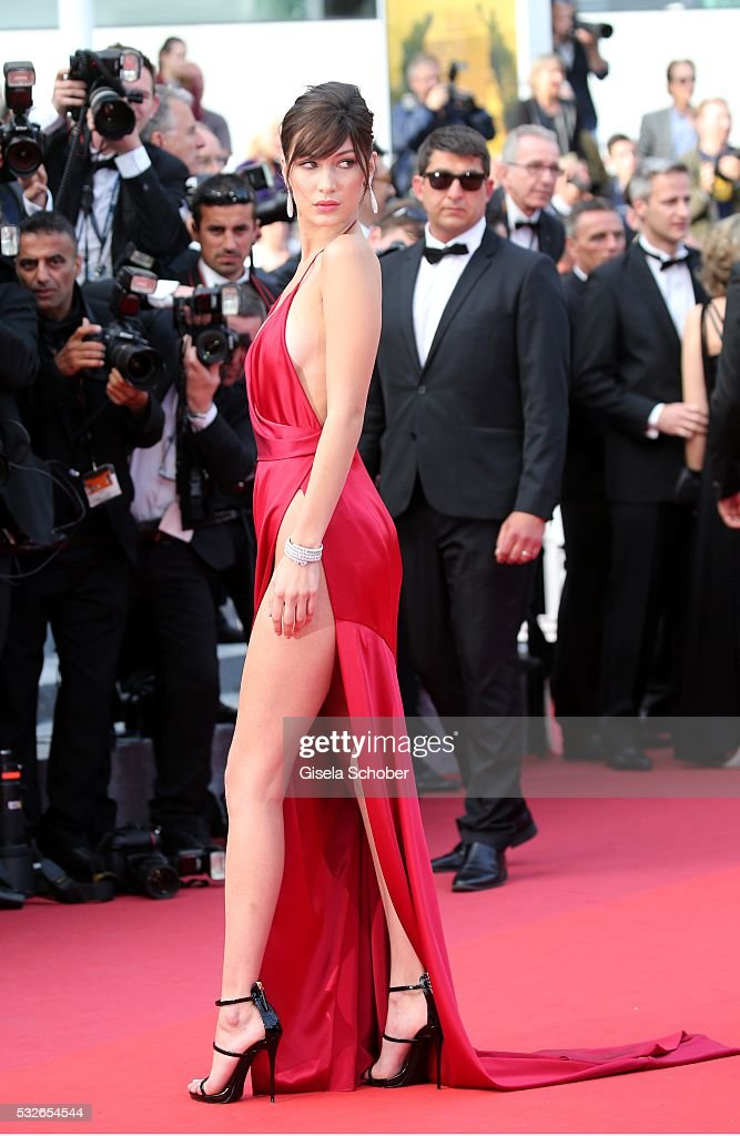 """The Unknown Girl (La Fille Inconnue)"" - Red Carpet Arrivals - The 69th Annual Cannes Film Festival : News Photo"