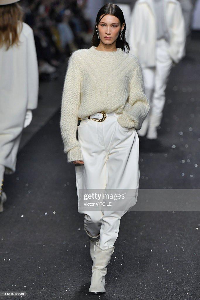 Alberta Ferretti - Runway - Milan Fashion Week Autumn/Winter 2019/20 : News Photo
