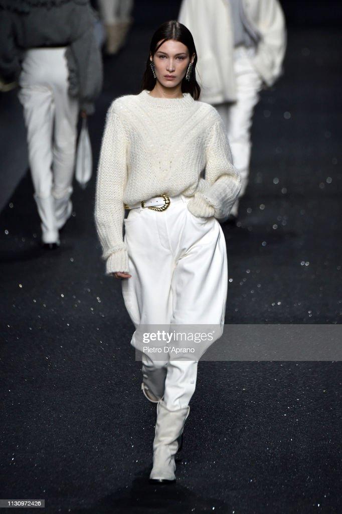 ITA: Best Of Milan Fashion Week Autumn/Winter 2019/20