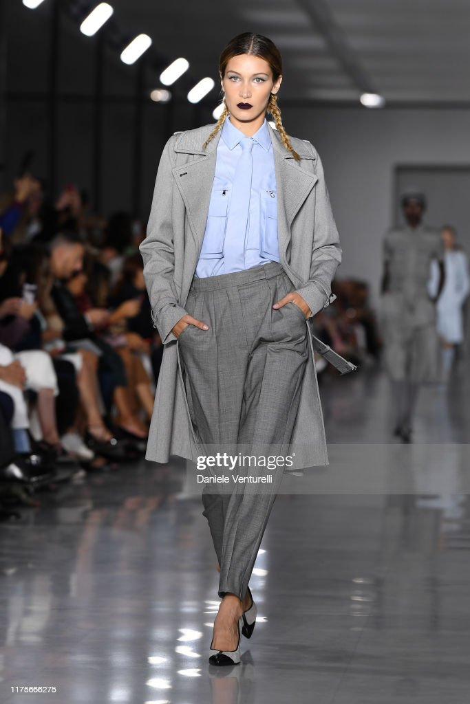 Max Mara - Runway - Milan Fashion Week Spring/Summer 2020 : News Photo