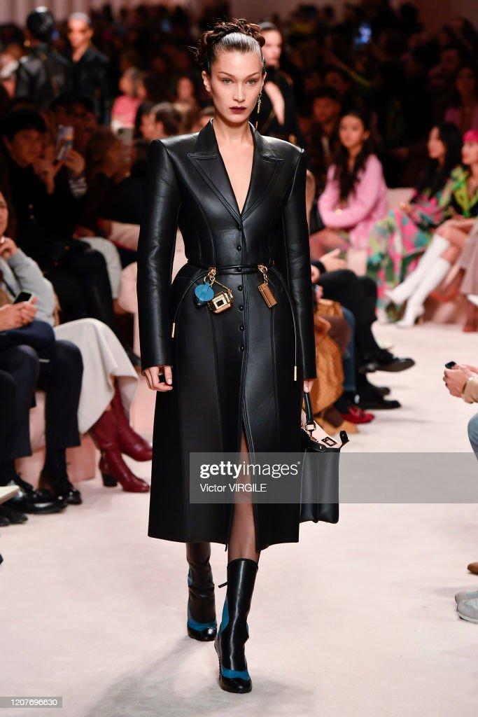 Fendi - Runway - Milan Fashion Week Fall/Winter 2020-2021 : News Photo