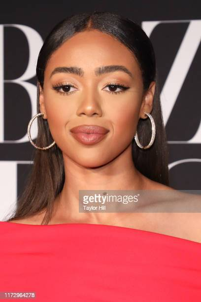 Bella Harris attends the 2019 Harper ICONS Party at The Plaza Hotel on September 06 2019 in New York City