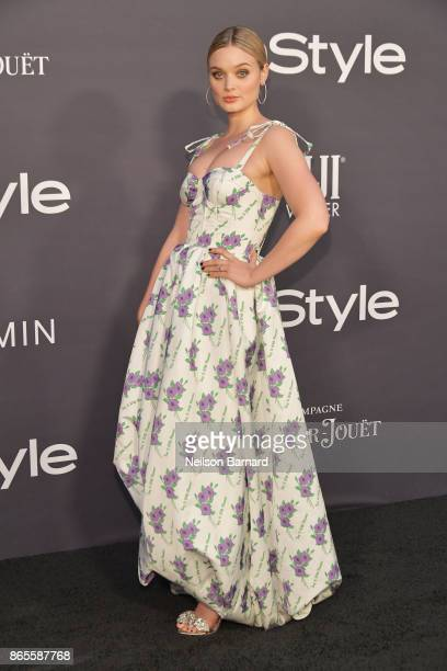 Bella Heathcote attends 3rd Annual InStyle Awards at The Getty Center on October 23 2017 in Los Angeles California