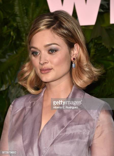 Bella Heathcote attends Max Mara Women In Film Face of the Future at Chateau Marmont on June 12 2018 in Los Angeles California
