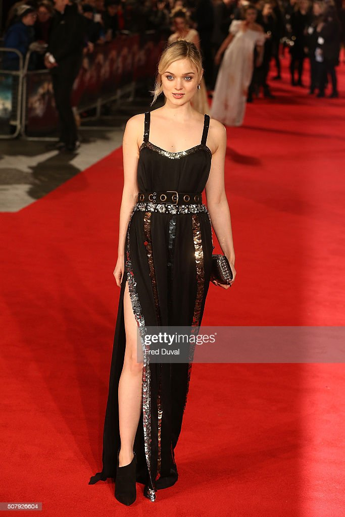 """""""Pride And Prejudice And Zombies"""" - European Film Premiere : News Photo"""