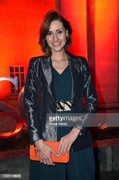Bella Lesnik during the Berlin Opening Night by Bertelsmann Content Alliance at Das Stue on February 20 2020 in Berlin Germany