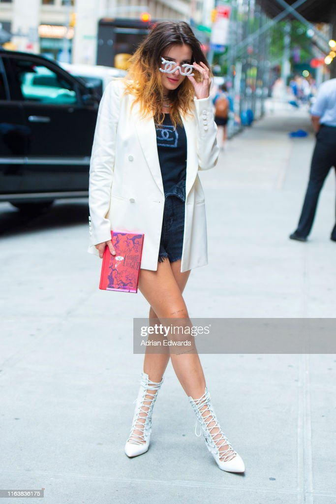 Celebrity Sightings In New York City - July 23, 2019 : News Photo