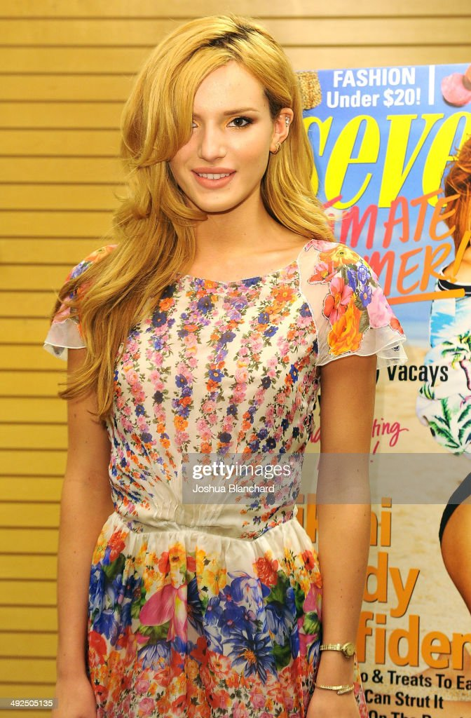 Bella Thorne Net Worth: How Rich Is The American Actress