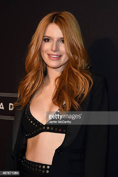 Bella Thorne attends the 2015 New York Spring Spectacular at Radio City Music Hall on March 26 2015 in New York City