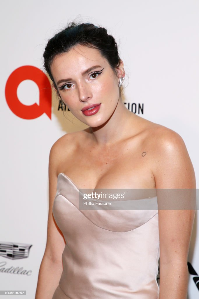 28th Annual Elton John AIDS Foundation Academy Awards Viewing Party Sponsored By IMDb, Neuro Drinks And Walmart - Arrivals : News Photo