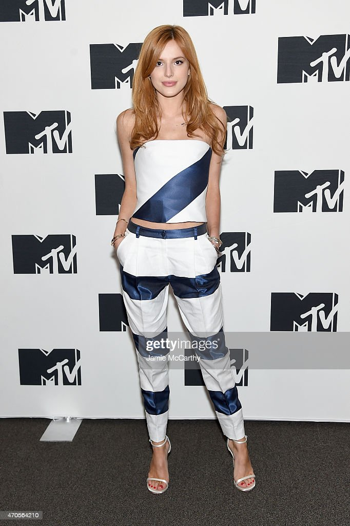 MTV 2015 Upfront Presentation - Press Junket