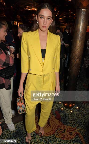Bella Tilbury attends the 'Country Town House Great British Brands' party at Annabel's on January 27 2020 in London England